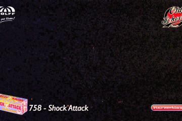 758 Shock Attack – Old School Vuurwerk – Vuurwerkland.nl
