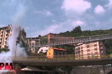 Cangas de Narcea – Rocket Bridge !!!