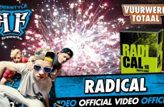 Freestyle Radical  – Freestyle vuurwerk – Vuurwerktotaal
