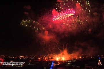 Ghaxaq  – The Convoy Pyromusical – Malta 2014