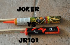 JR101 thunder rocket vs joker lawinepijl