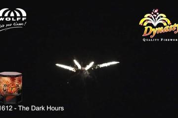 Wolff Vuurwerk: 1612 The Dark Hours
