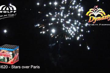 Wolff Vuurwerk: 1620 Stars over Paris
