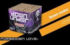 03369 DownUnder – Forbidden Love – Marijn Vuurwerk – Lesli Vuurwerk