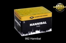 992 Hannibal – New Spirit – Lesli Vuurwerk