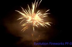 Brocade King Blue – Pro Fire (new 2015 evolution fireworks)