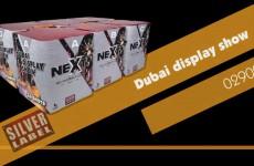 Dubai display show – Silver Label – Lesli Vuurwerk