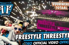 Freestyle Threestyle – Freestyle vuurwerk – Vuurwerktotaal [OFFICIAL VIDEO]
