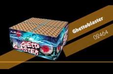 Ghettoblaster – Lesli Vuurwerk