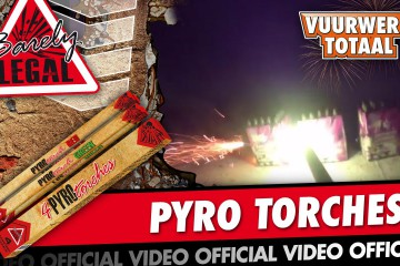 Pro Torch – Barely Legal vuurwerk – Vuurwerktotaal