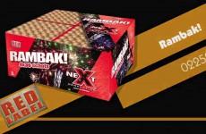 Rambak ! – Red Label – Lesli Vuurwerk