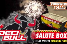 Salute box – Decibull vuurwerk – Vuurwerktotaal