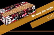 We own the night – Lesli Vuurwerk