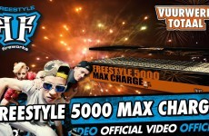 Freestyle 5000 Max Charge – Freestyle vuurwerk – Vuurwerktotaal [OFFICIAL VIDEO]