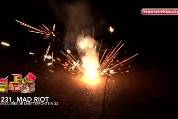 1231 Mad Riot – Classic vuurwerk – Vuurwerkland