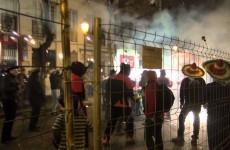 Correfoc Falla Ciscar- Borriana 14 marzo 2015 Pirotecnia  Turis