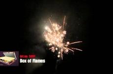 5007 | Box of Flames 216sh | CAT2