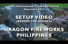 Hannover 2015: Behind the Scenes – Dragon Fireworks – Philippines