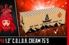 1640 Color Cream – Geisha – Vuurwerkmania