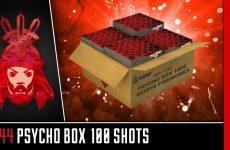 1744 Psycho Box  – Geisha – Vuurwerkmania