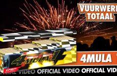 4Mula1 – Vuurwerktotaal [OFFICIAL VIDEO]
