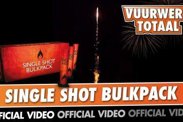 Bulkpack Singleshot – vuurwerk – Vuurwerktotaal [OFFICIAL VIDEO]