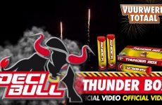 Decibull Thunderbox  – vuurwerk – Vuurwerktotaal [OFFICIAL VIDEO]