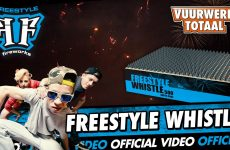 Freestyle Whistle – Freestyle Fireworks vuurwerk – Vuurwerktotaal [OFFICIAL VIDEO]