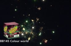 BB145 Colour world – Lesli Vuurwerk / Buitenhuis Beringe