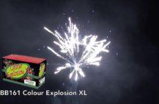 BB161 Colour Explosion XL – Lesli Vuurwerk / Buitenhuis Beringe