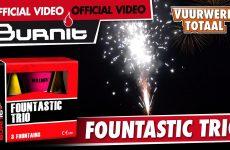 Fountastic Trio – Burn It vuurwerk – Vuurwerktotaal [OFFICIAL VIDEO]