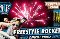 Freestyle Rockets 3 – Freestyle vuurwerk – Vuurwerktotaal [OFFICIAL VIDEO]