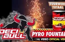 Pyrofountain – DECIBULL vuurwerk – Vuurwerktotaal [OFFICIAL VIDEO]