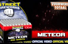 Meteor – Street vuurwerk – Vuurwerktotaal [OFFICIAL VIDEO]